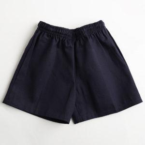 Short Deportivo Azul