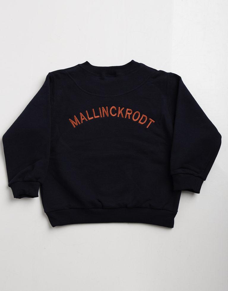 Buzo Mallinckrodt Bordado
