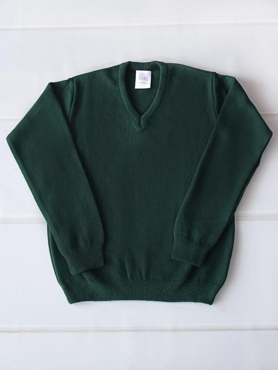 sweter verde 2